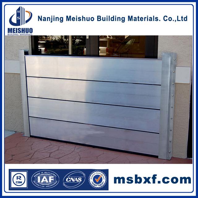 External 6063 T5 Aluminum Flood Barrier for Doors  sc 1 st  Alibaba & street doors external-Source quality street doors external from ...