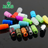 Cheapest 510 e-cigarette drip tip wholesale/disposable drip tip/rubber drip tip mouthpiece 510 silicone drip tip