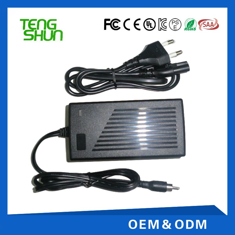 TengShun 12v4a 24v2a automatic lead acid battery charger electric scooter battery charger 24v