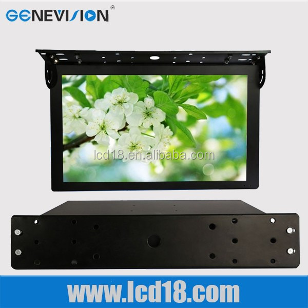 19'' bus advertising LED internet 3g wifi digital signage