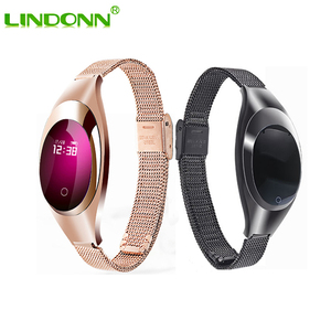 Z18 Multi-functional Smart Bracelet With Blood Pressure Monitor/Sleeping Quality Monitor/Clock/Call