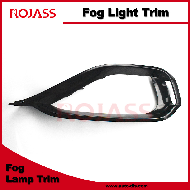 Car Spare Parts Decorative Function Auto Fog Lamp Cover Trim For F32 ...