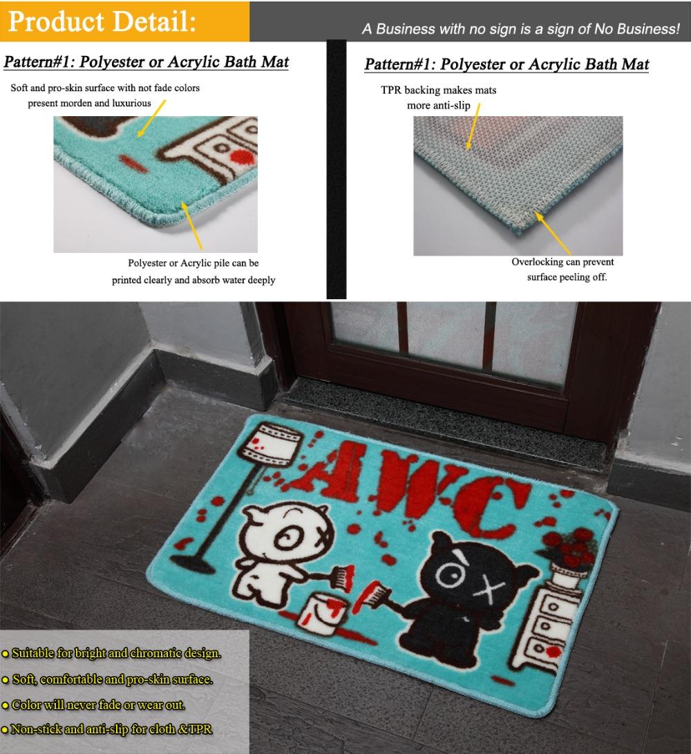 tapetes de banheiro verde menta capachos id do produto 60501739113. Black Bedroom Furniture Sets. Home Design Ideas