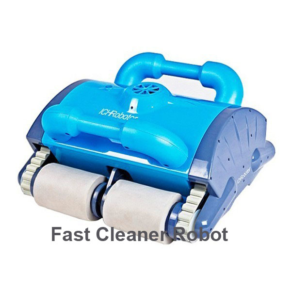 Robot Swimming Pool Cleaner Robotic Vacuum Cleaner With Cleaning Bottom And  Wall Function/romote Control,Working For 100-200m2 - Buy Robotic Vacuum ...