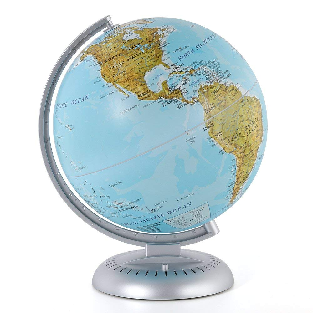Buy Dino Z Illuminated Prehistoric World Globe Sndinoz11pre In Cheap