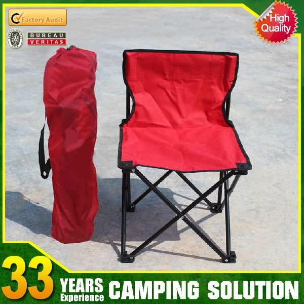 Small Comfort Folding Beach Chair without Armrest