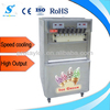 High production commercial frozen yogurt making machine