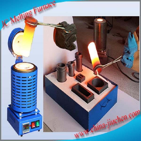 Jc Electric Portable Aluminium Smelter Hot Sale In Us