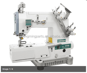 SIRUBA ZIGZAG SEWING INDUSTRIAL DOUBLE CHAINSTITCH SEWING MACHINE
