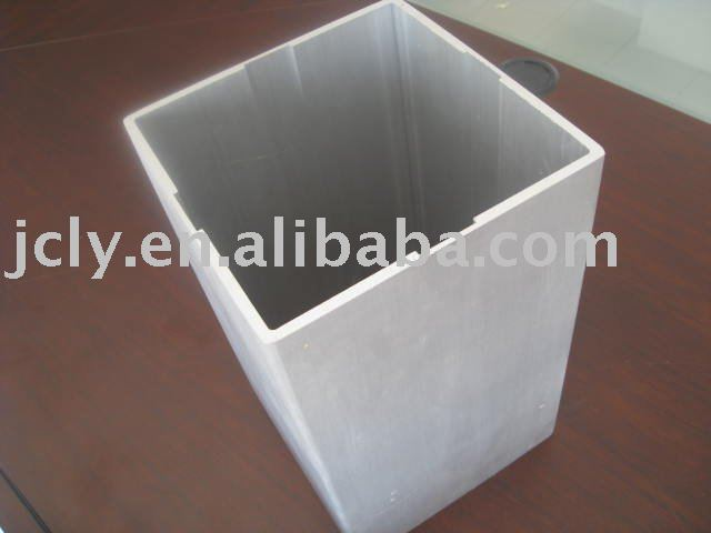 Aluminium tube carré Tubes en aluminum ID de produit