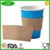 with sleeve Style and Beverage Use custom printed paper coffee cup sleeve, cup holder