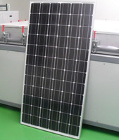 All black solar cell 300w solar panel high efficiency