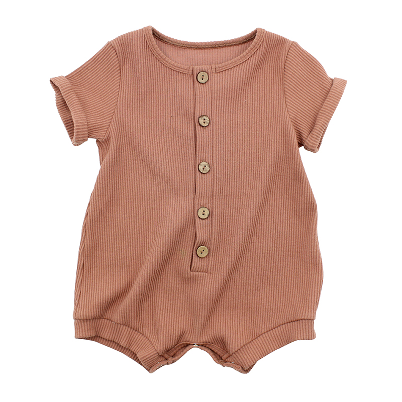 Wholesale Toddler Bodysuits Button Bubbles Summer