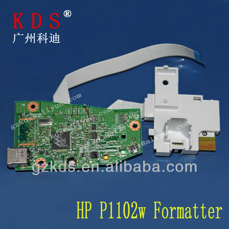 KDS printer spare parts motherboard CE670-60001 for HP LJ Pro P1102w Formatter Board