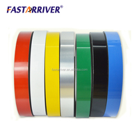 for channel letter and advertising use color coated aluminum coil edge strips