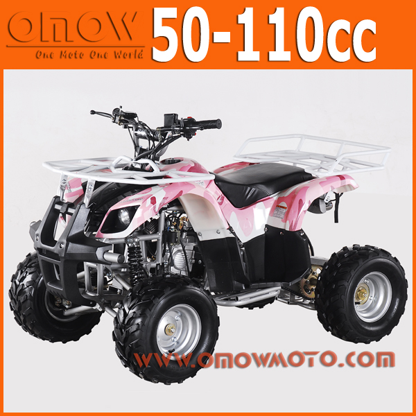 Automatic 110cc Mini Quad Bike