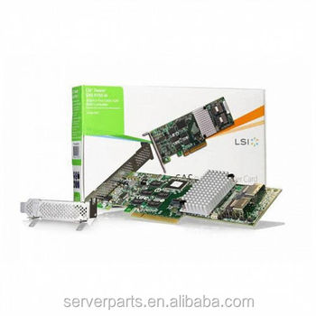New Lsi Logic Controller Card 3ware Sas 9750-8i 8port 6gb/s Pci-express -  Buy Raid Card,9750-8i,Lsi Product on Alibaba com