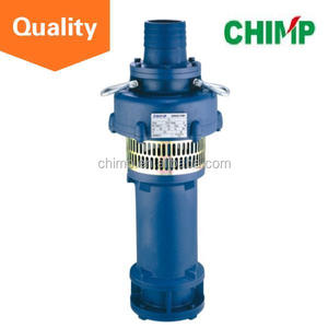 China manufacture hot sale QY series cast iron oil oil-immersed oil filled borehole centrifugal submersible pump large flow mine