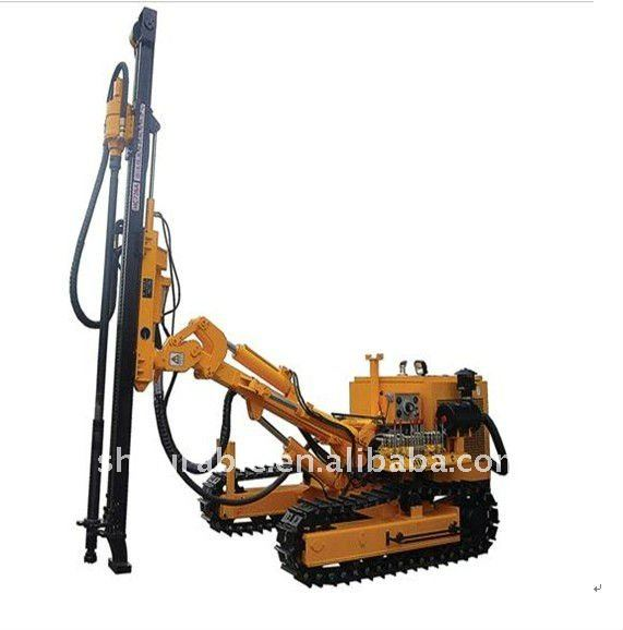 Crawler Drilling Rig, Crawler Drilling Rig direct from