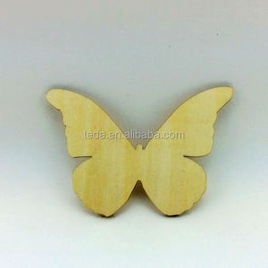 Butterfly Wooden Shape Plywood Cut Out Butterfly Cut Out