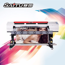 Factory Directly 5ft dx5 eco solvent printer Exported to Worldwide