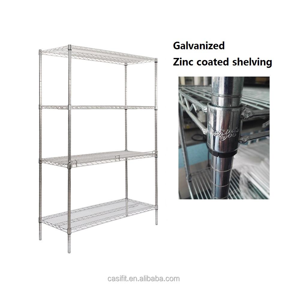 China galvanized wire shelving wholesale 🇨🇳 - Alibaba