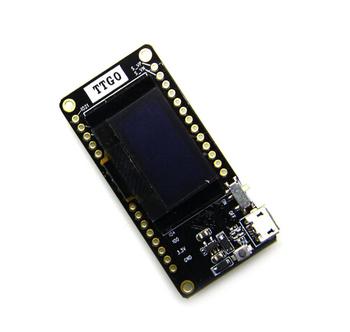 Ttgo Lora32 V2 0 433/868/915mhz Esp32 Lora Oled 0 96 Inch Sd Card Blue  Display Bluetooth Wifi Esp32 Esp-32 Module With Antenna - Buy Ttgo Lora32