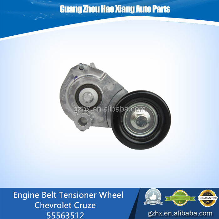 Auto parts No.55563512 car accessories engine belt tensioner wheel for Chevrolet Cruze