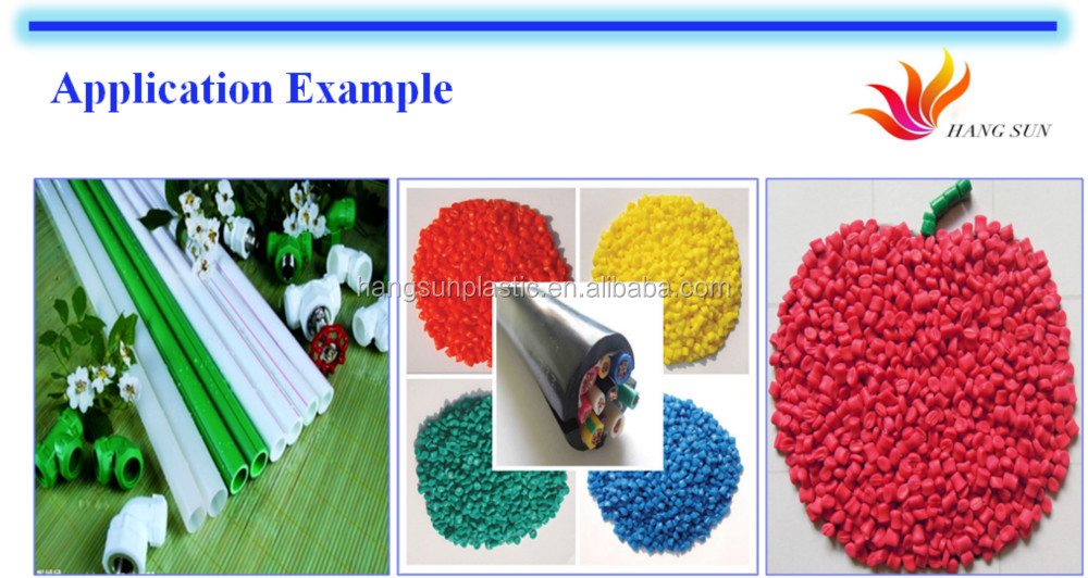 PVC uv light stabilizer additives