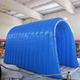 giant customized inflatable baseball,football tunnel, inflatable sports channel