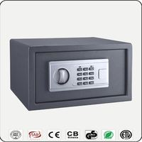 High quality digital electronic biometic cheap laptop safe for hotel