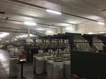 Linen Yarn Production Line 1