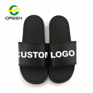 China custom logo unisex slide footwear slipper for men,new design eva slipper fashion sandal men massage slider slipper