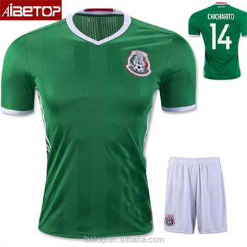 123b79978 2018 Thai quality sublimation football shirt maker soccer jersey ,custom mexico  soccer jersey 2017