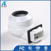 t8 flame retardant pc fluorescent light t5 t10 bulb holder