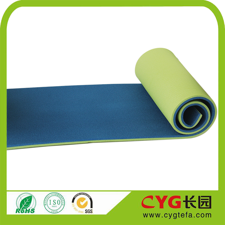 eco-friendly xpe foam mat lightweight foam mattress