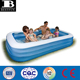 high strength plastic inflatable family pool giant inflatable center family pool durable inflatable family bath tub