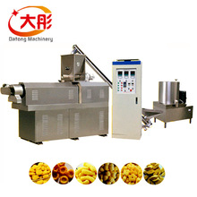 Maize puff thailand snack food processing machine line