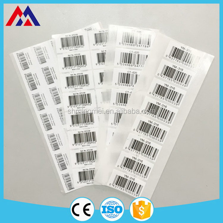 Most popular creative Reliable Quality newlight c nfc sticker with barcode