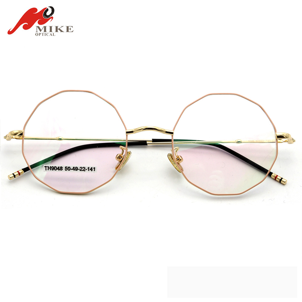 e151b991015d Hexagon Frame Pink Color Shape Eyeglass Eye Glass Frames Bulk Buy Eyeglasses  China - Buy Eyeglasses China,Wholesale Eyewear Eyeglass,Eyeglass Frames  Product ...