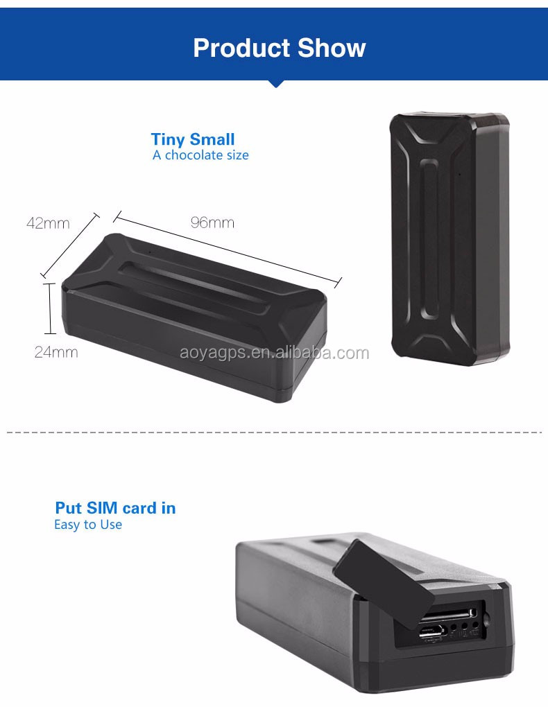 Best Buy Portable Magnetic Car Gps Tracker Real Time Tracking Device