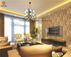 Hottest selling Chinese design wallpaper with curve structure