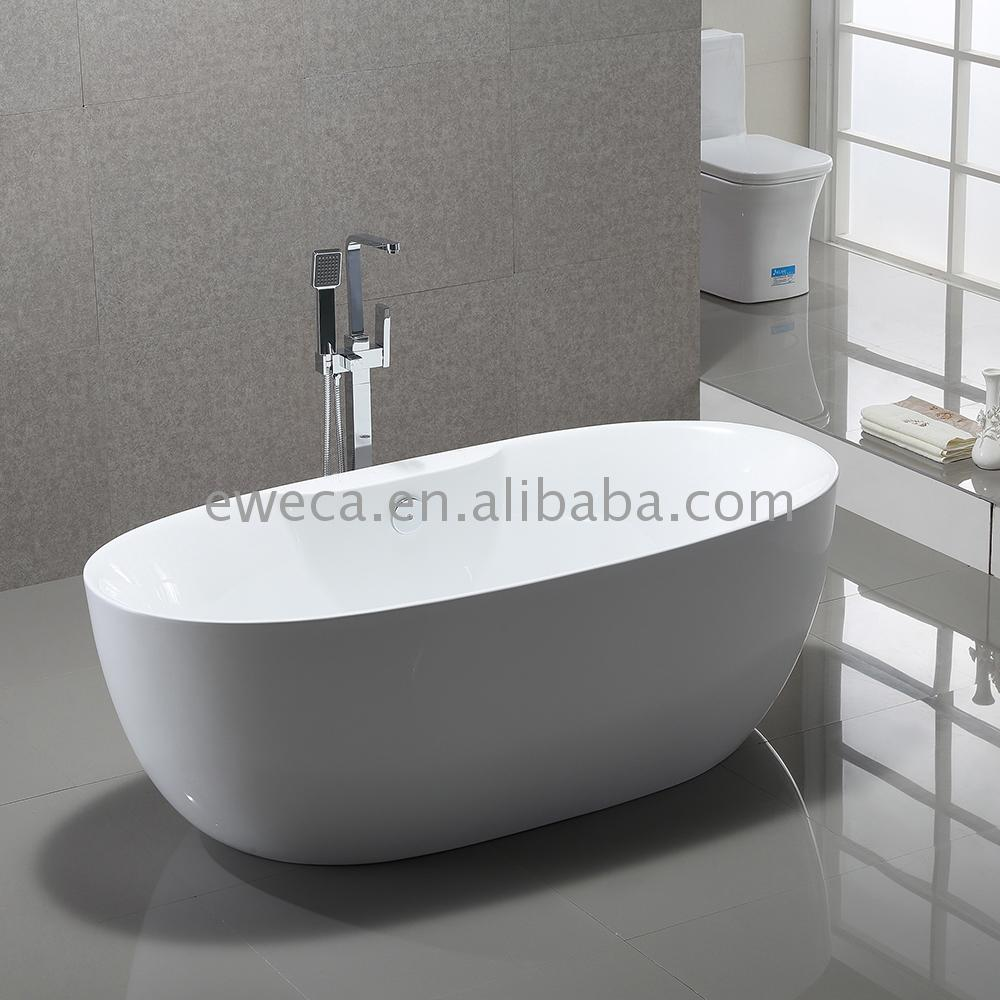 Factory wholesale artificial stone bathtub for promotion