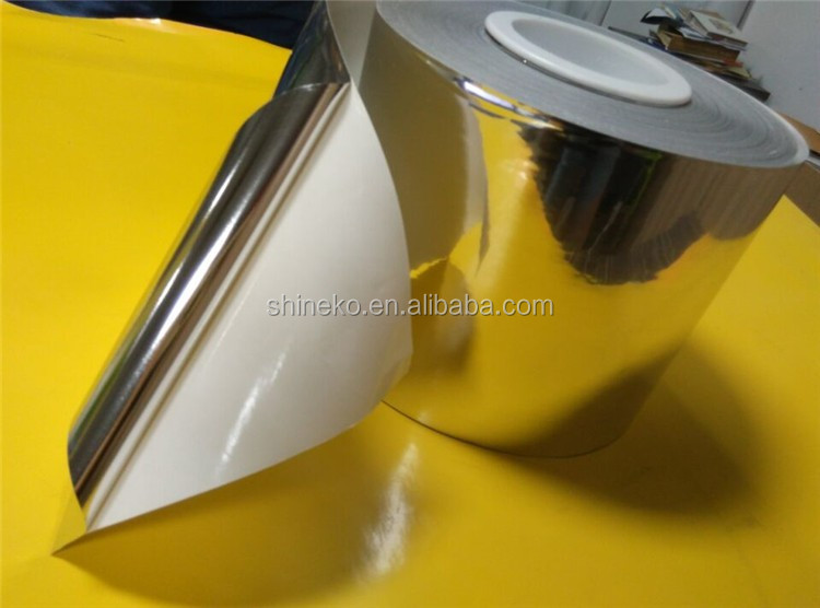 Metal Self Adhesive Backed Aluminum Adhesive Foil
