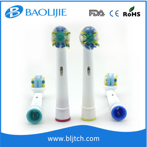 compatible toothbrush head replacements for Braun Oral Floss Action EB-25A