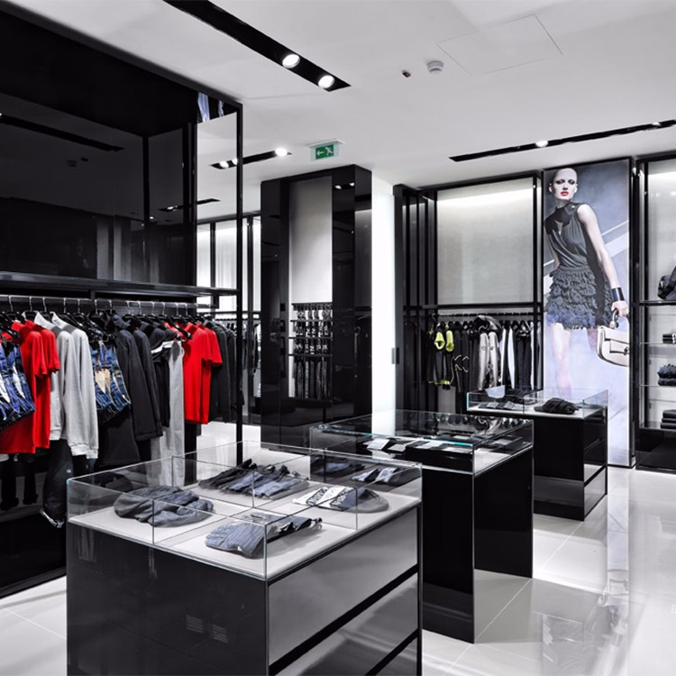 Apparel Store Interior Design World Apparel Store