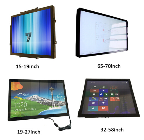 19 inch touch screen computer all in one pc
