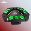 4in1 spider 9*12W RGBW Spider led moving head ,led disco light