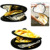 110cm 2 in 1 Gold and Silver photography reflector Board Collapsible Gold and Silver for Studio photography reflector