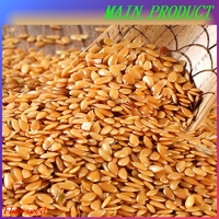 High quality organic flax seeds for oil